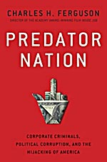 Predator Nation Book by Charles Ferguson